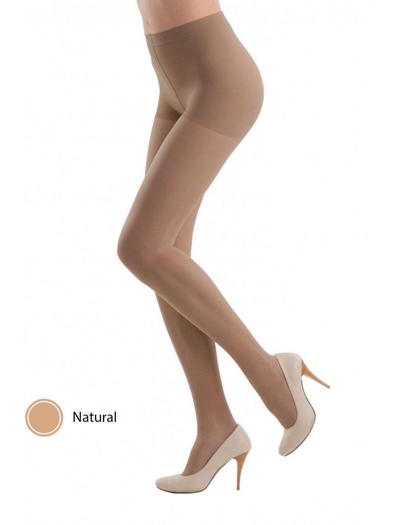 Huidskleurige steunpanty 40 denier Conte Active Soft