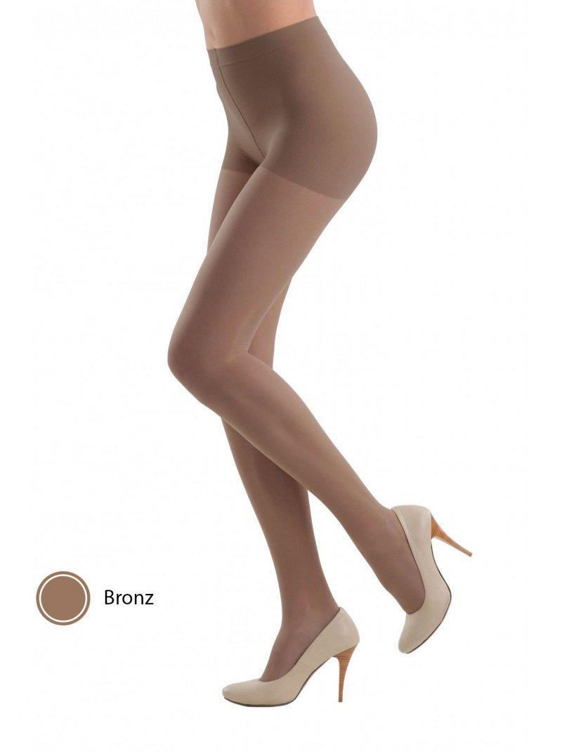 40 denier steunpanty brons kleur Conte Active Soft
