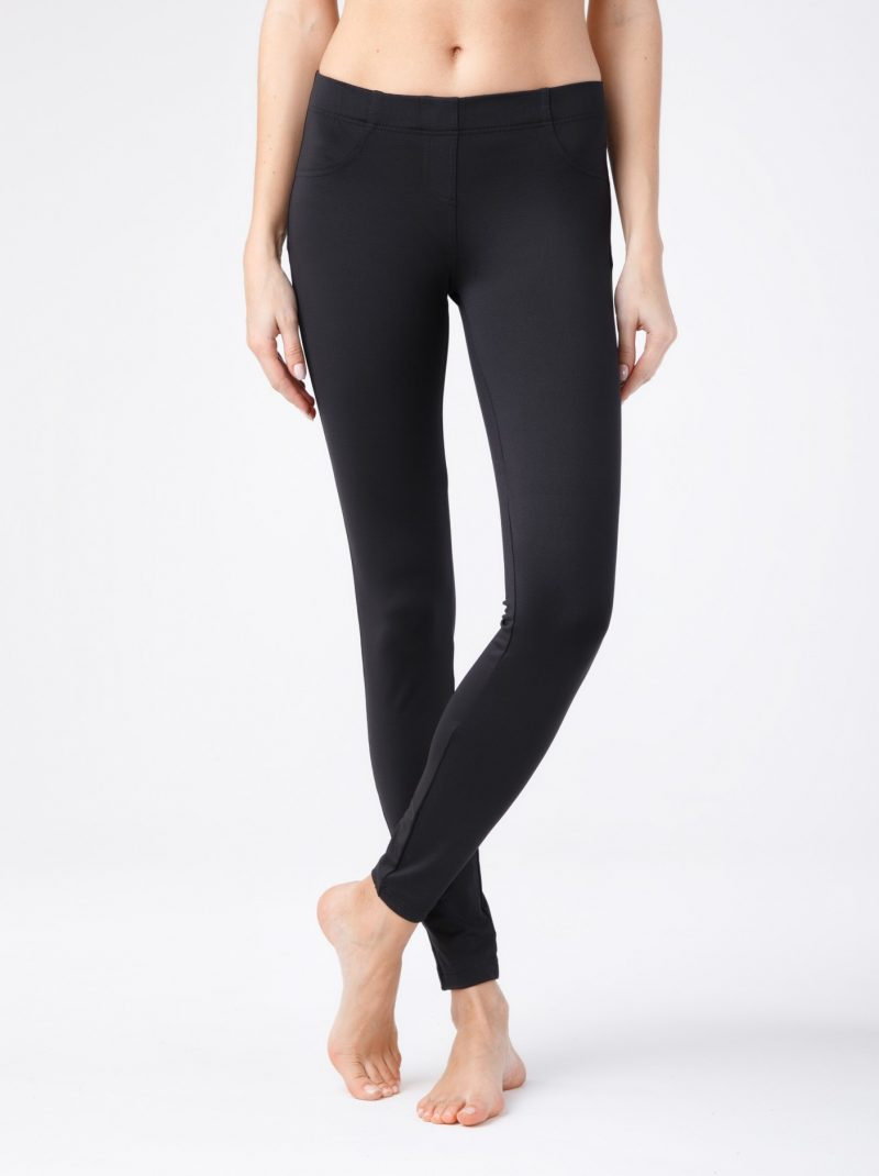 Dameslegging Conte Julia black