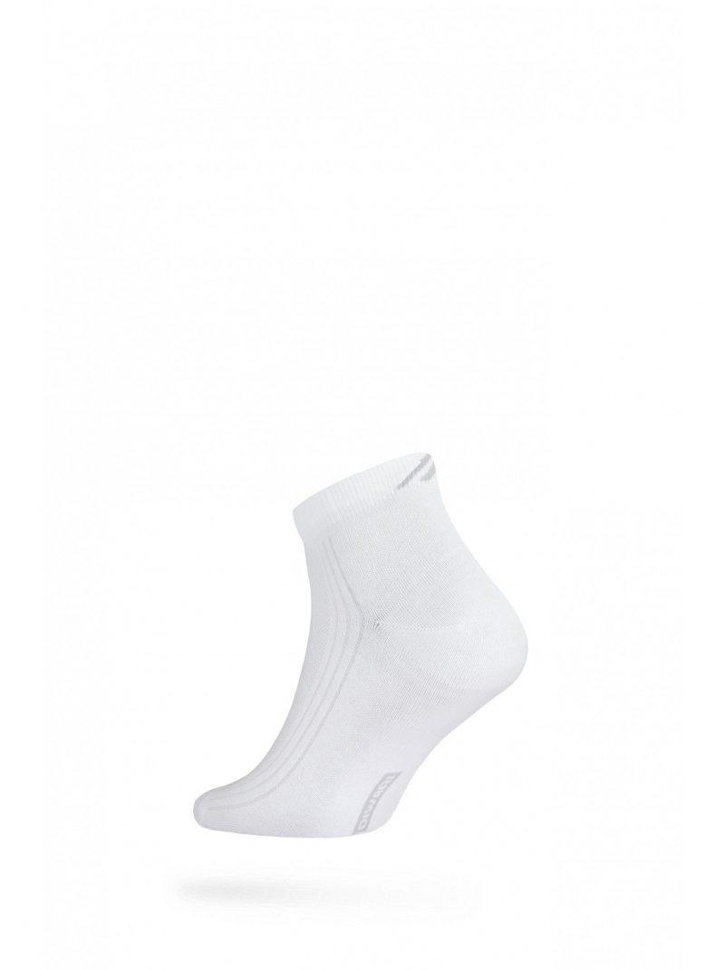 DIWARI Active 018 half-hoge sneakersokken voor heren wit