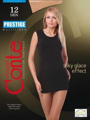 panty 12 denier verpakking Conte Prestige