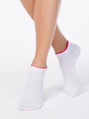 korte sokken dames Conte Active frill sock