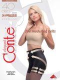 40 denier corrigerende panty Conte X-PRESS