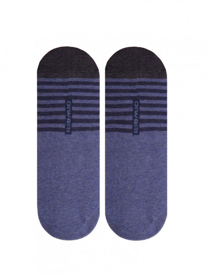 DIWARI Classic voetjes voor heren navy