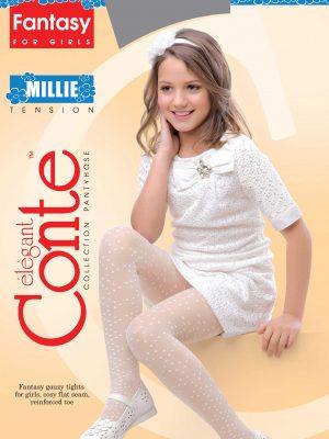 Conte Millie kinderpanty met stippen