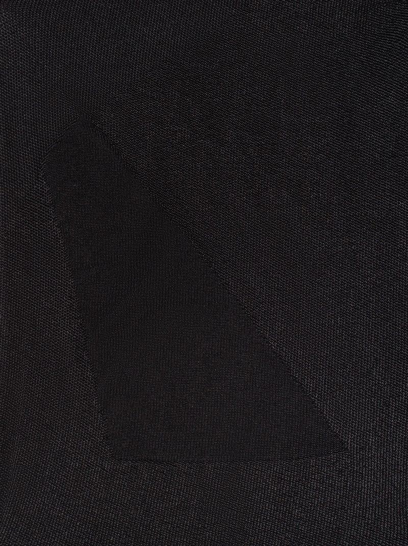 materiaal structuur van corrigerende broek Conte X-PRESS