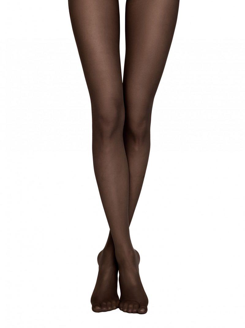 Conte tulle is een mooie panty met een tulle optiek
