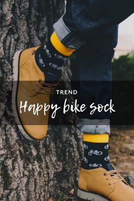 leuke sokken met fietsen